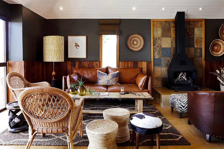 MalaMala Sable Camp Bar and Lounge