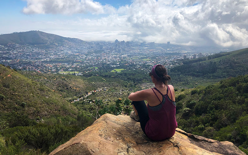 Table Mountain Hike in Cape Town - Katie Marta, South Africa Travel Agent