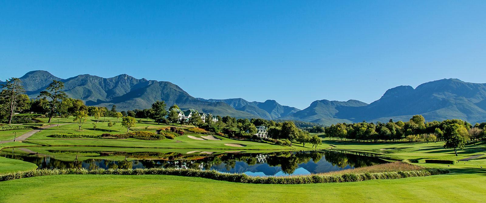 Montagu Golf Course - Fancourt Resort South Africa