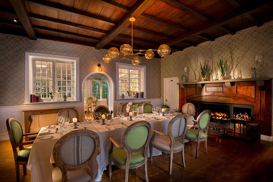 Henry White's Restaurant - Fancourt Hotel South Africa