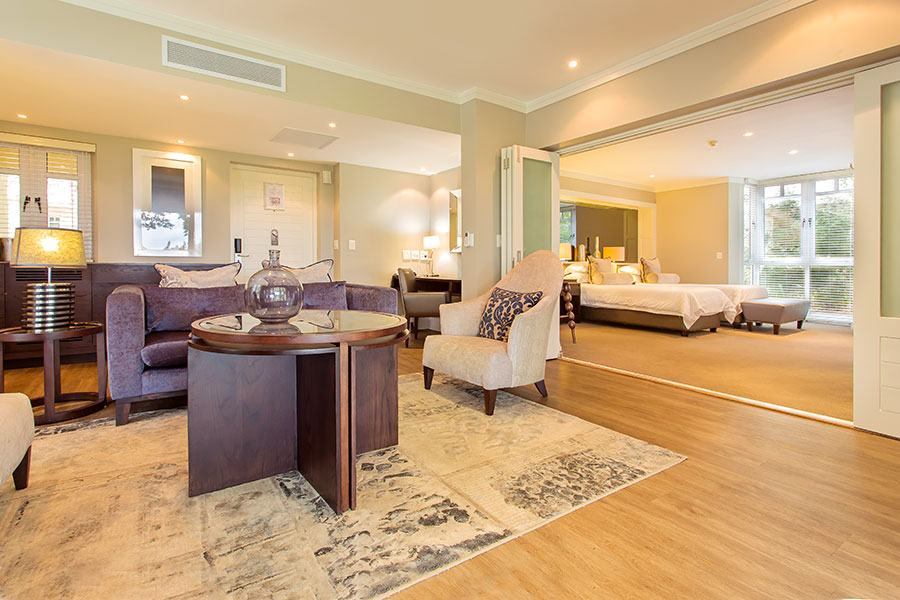 One Bedroom Suite at Fancourt Hotel, South Africa