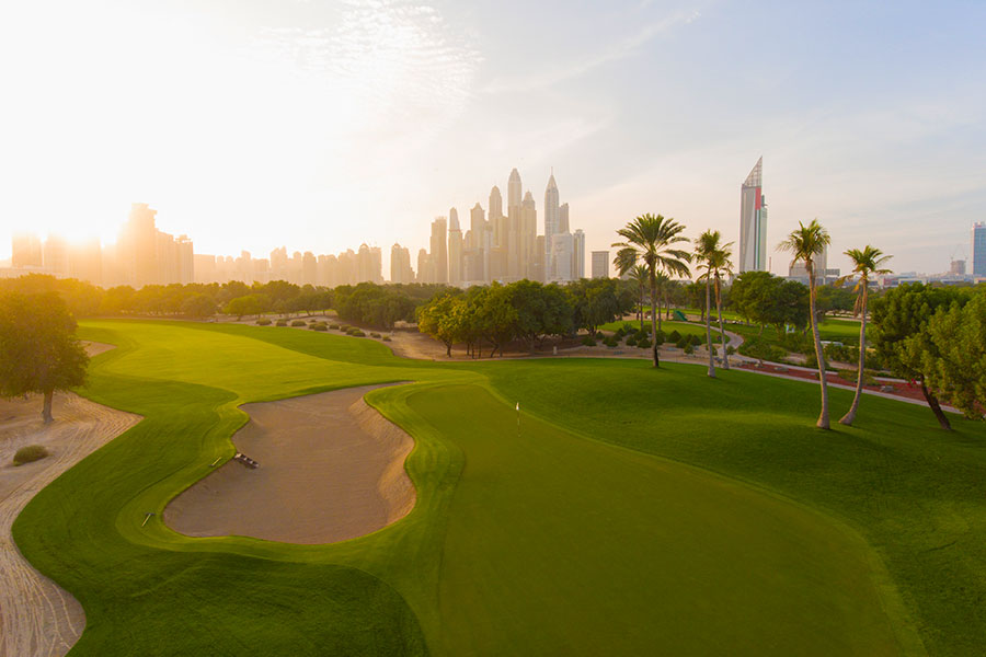 The Majlis - Emirates Golf Club, Dubai