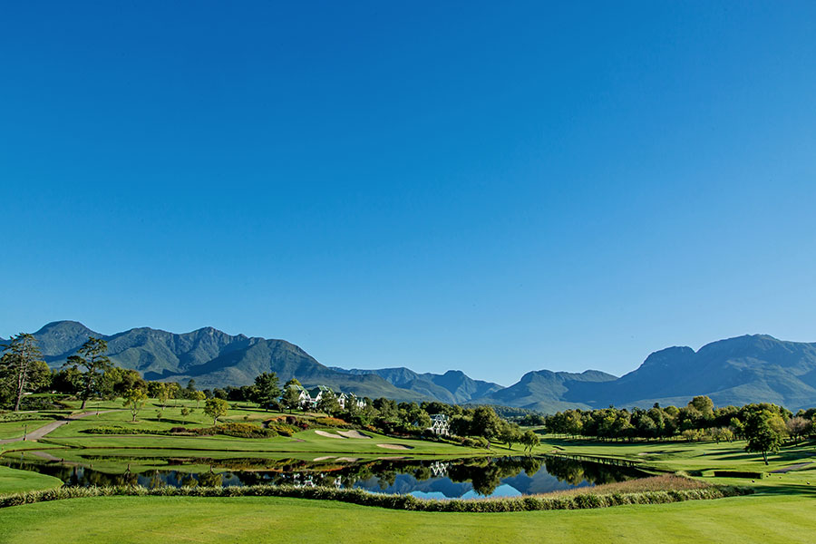 Fancourt Montagu Golf Course, South Africa - Designed by Gary Player