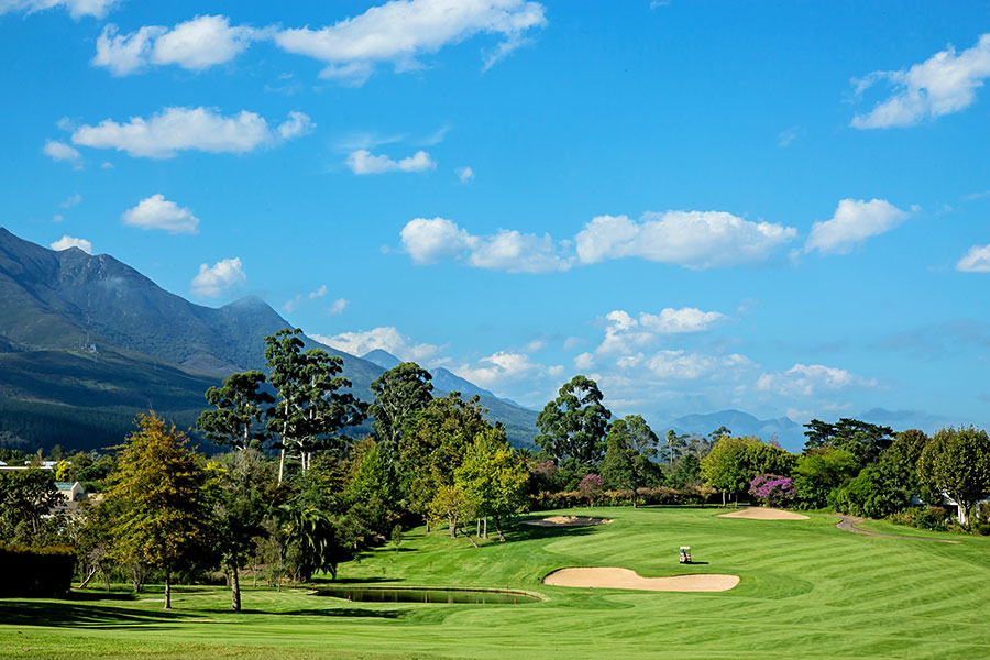 Fancourt Outeniqua Golf Course, South Africa