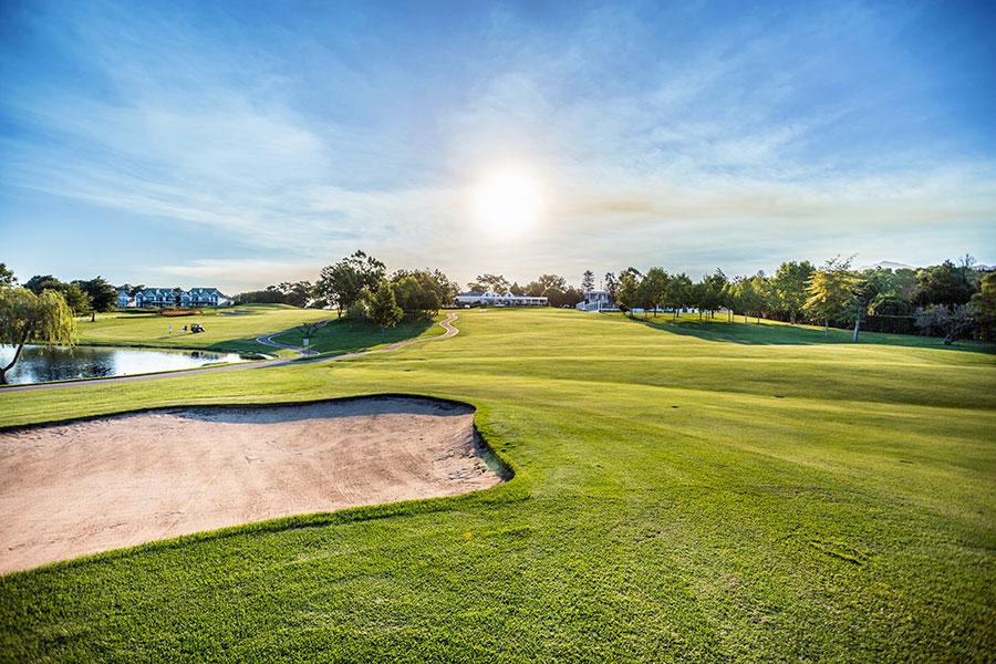 Fancourt Outeniqua Golf Course