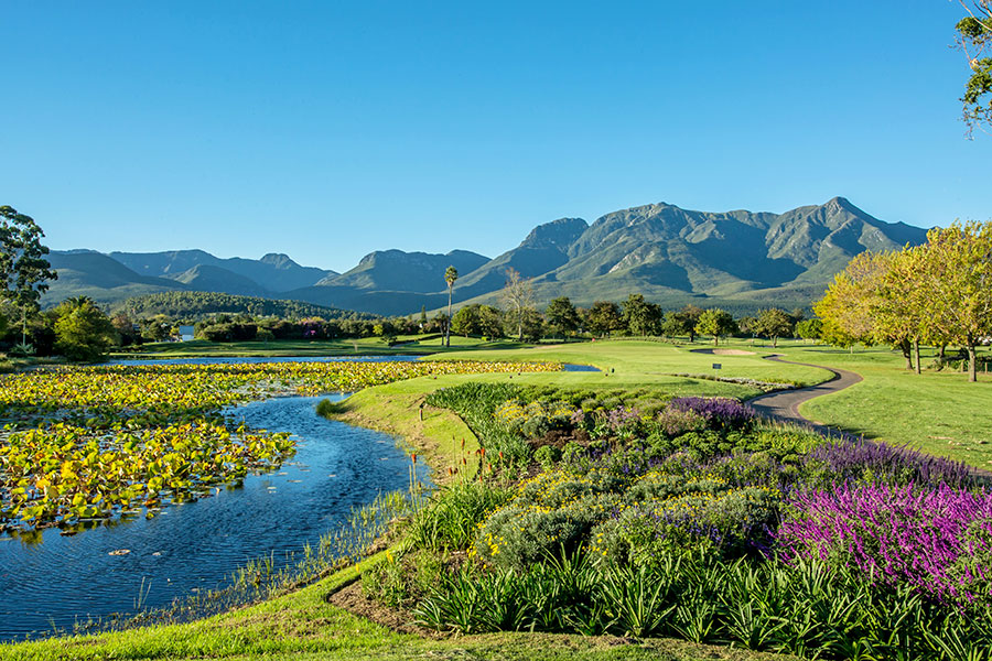 Fancourt Outeniqua Golf Course, South Africa - Designed by Gary Player