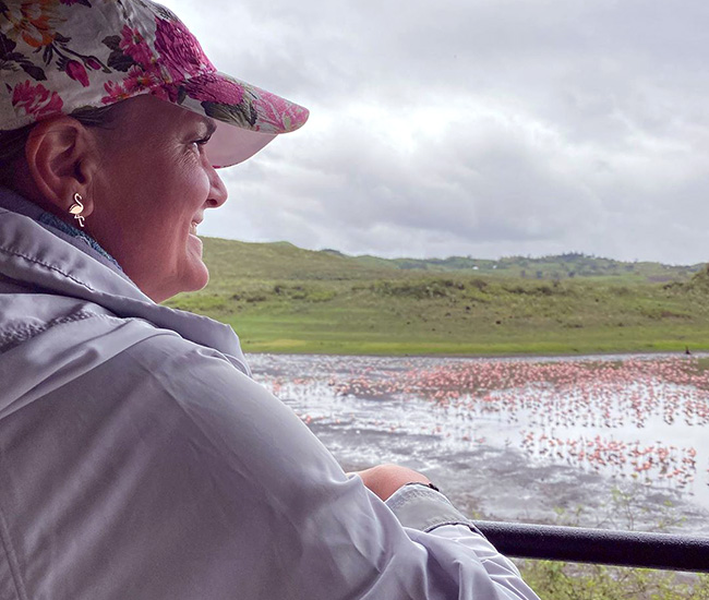 Tanzania Safari Travel Tips - Where to See Flamingos