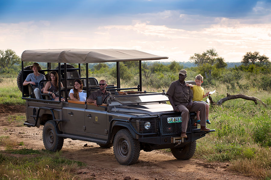 Family Safari in Africa - South Africa Family Travel