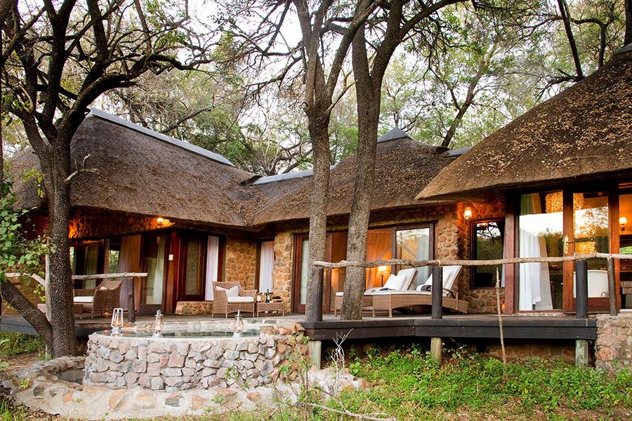 Big 5 Safari South Africa - Dulini Lodge Suite