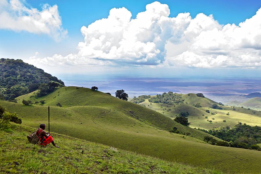 Green Hills of Africa - Campi ya Kanzi - Chyulu Hills, Kenya