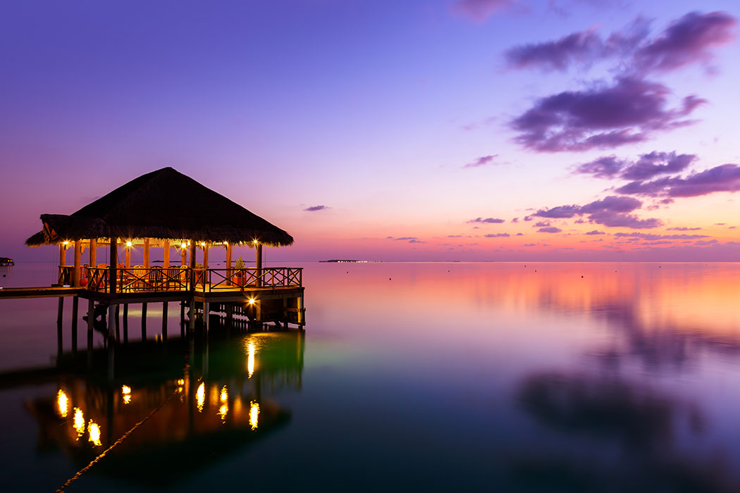 Maldives Overwater Bungalows, Best time to go